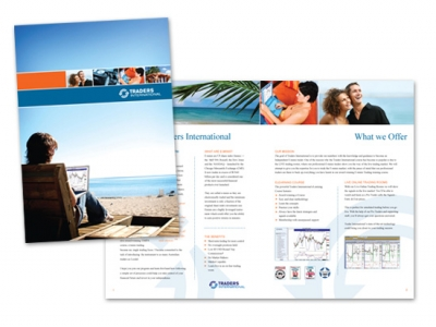 Traders International Australia Brochure