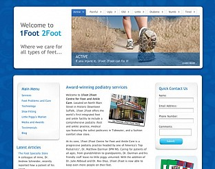 1Foot 2Foot Podiatry Services